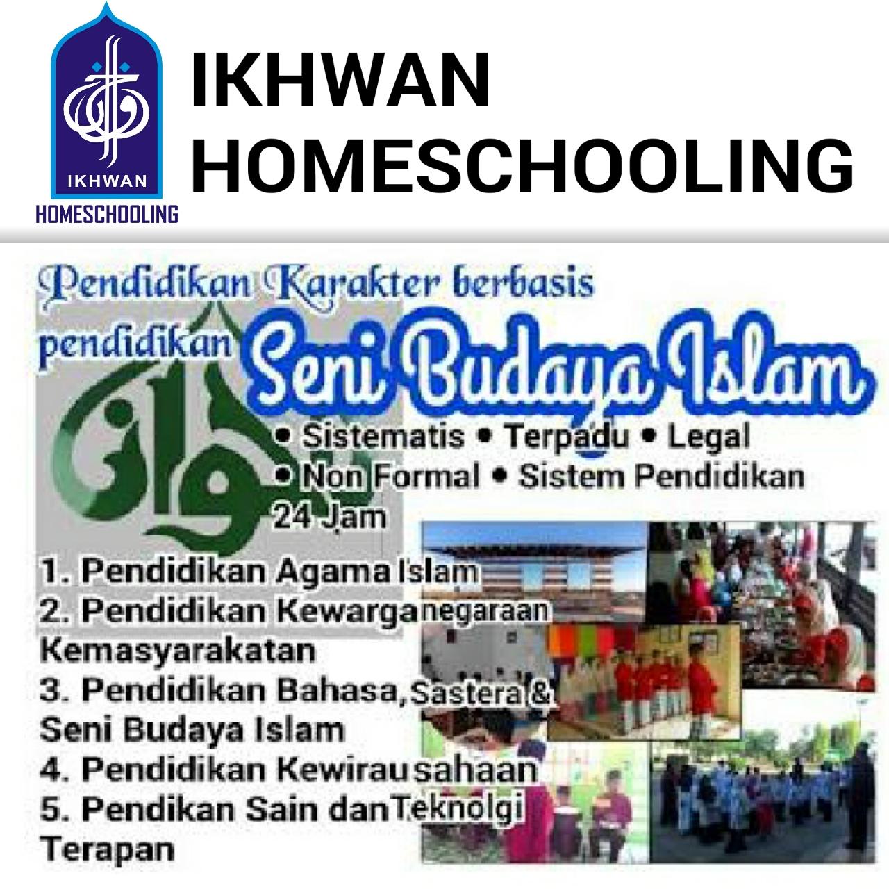 IKWAN HOMESCHOOLING – Ikhwan Homeschooling